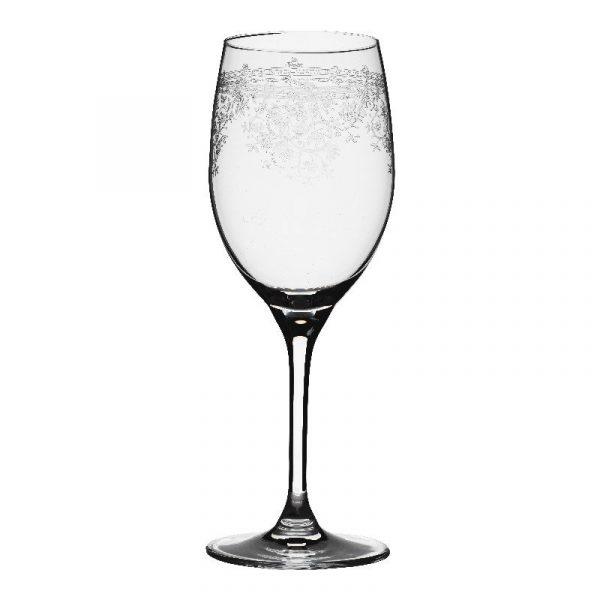 Glas witte wijn afm: 22 cm-0