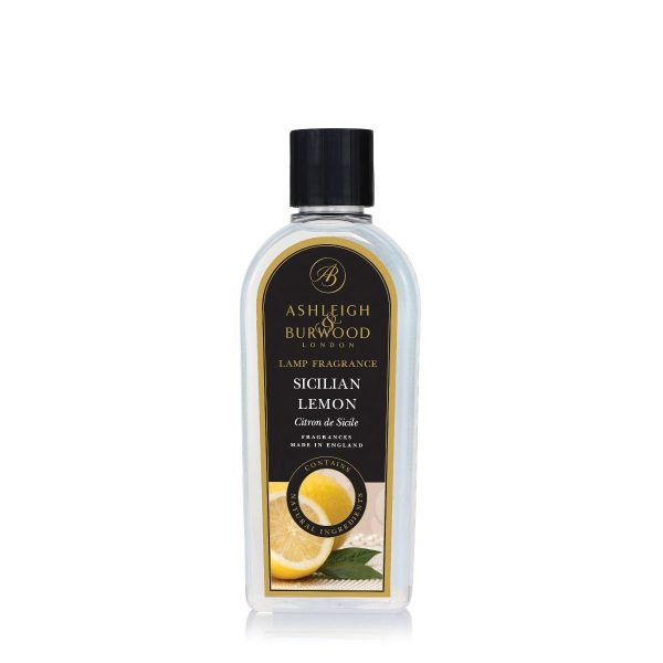 Ashleigh & Burwood Sicilian Lemon 500 ML-0