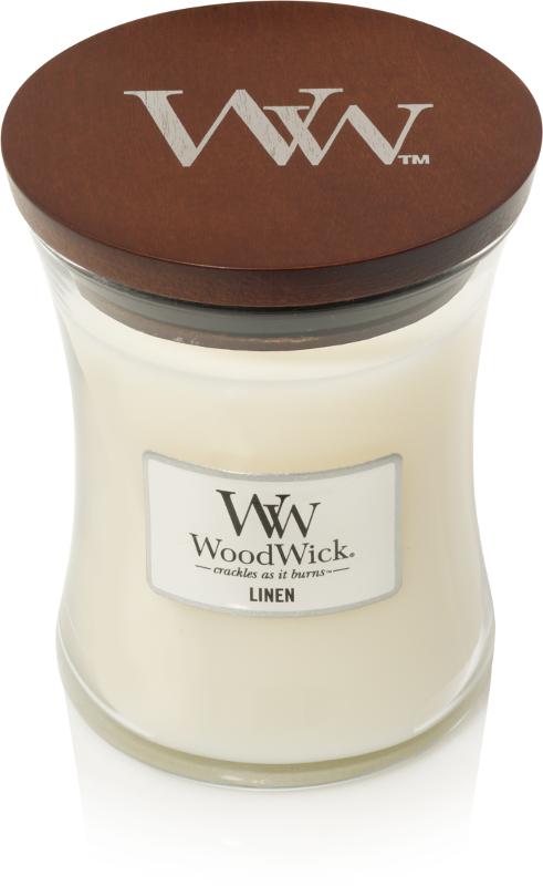 Woodwick Linen Medium-0