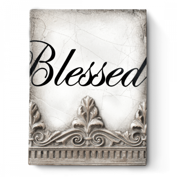Sid Dickens tableau T519 Blessed-0