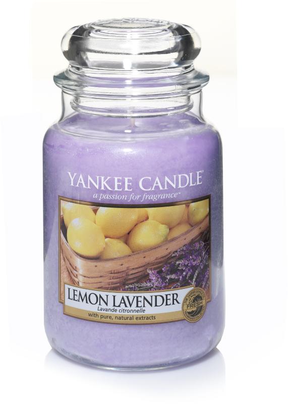 Yankee Candle Lemon Lavender Large Jar-0