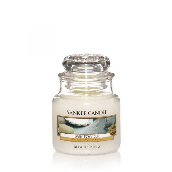 Yankee Candle Baby Powder Small Jar-0
