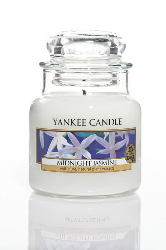 Yankee Candle Midnight Jasmine Small Jar-0