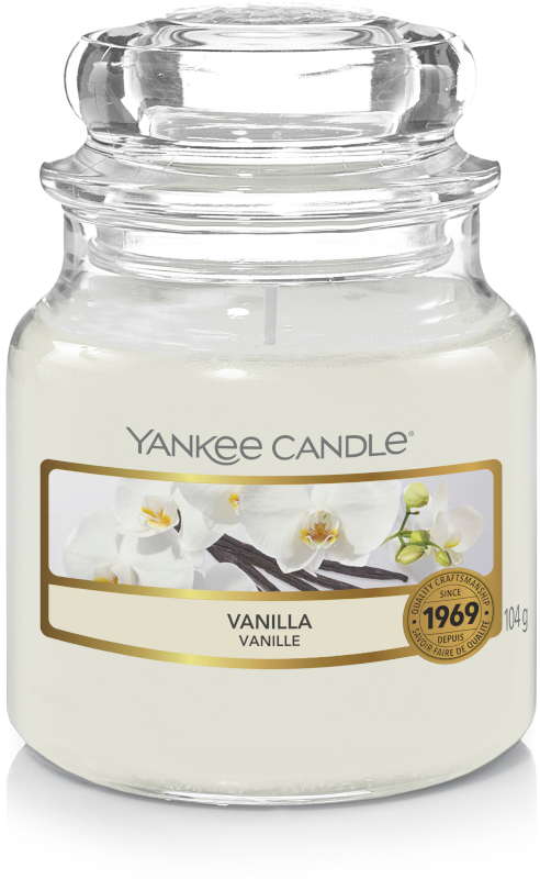 Yankee Candle Vanilla Small Jar-0