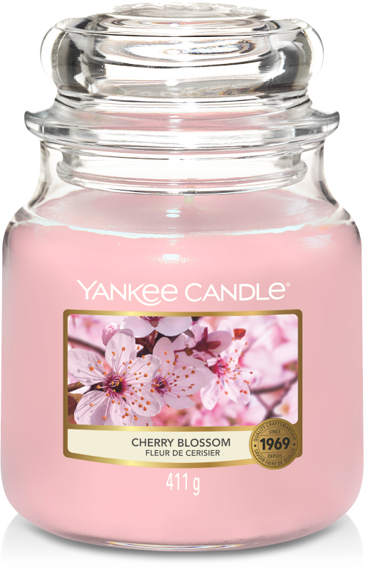 Yankee Candle Cherry Blossom Medium Jar-0