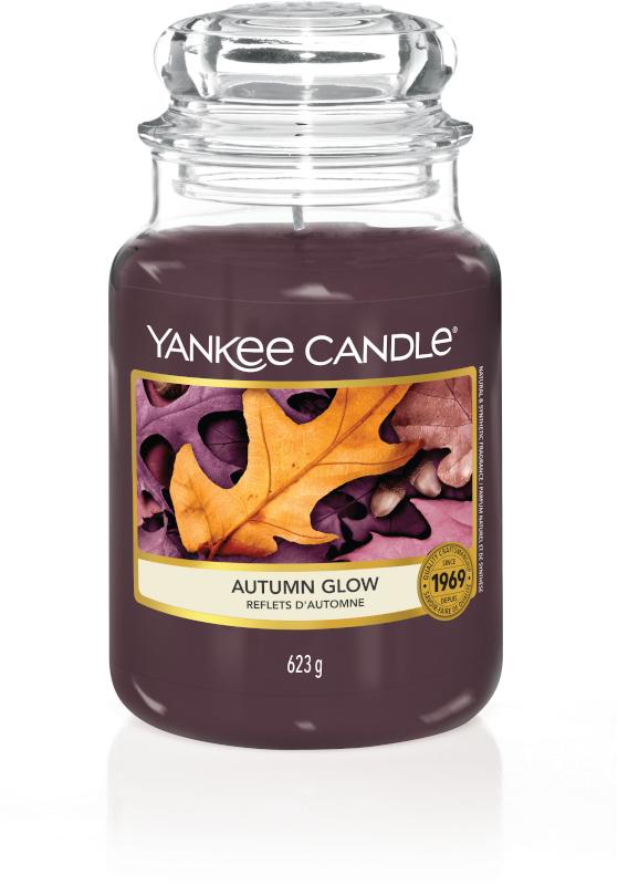 Yankee Candle Autumn Glow Large Jar-0