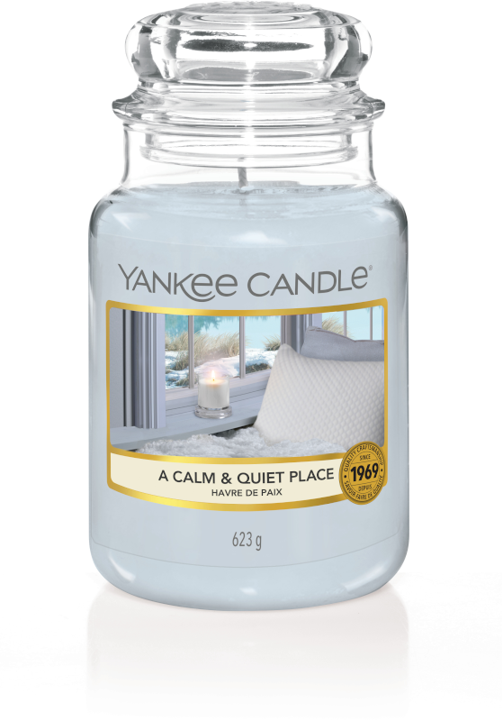 Yankee Candle A Calm And Quiet Place Large Jar-0