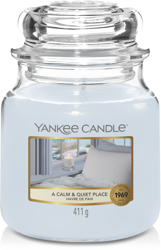 Yankee Candle A Calm And Quiet Place Medium Jar-0