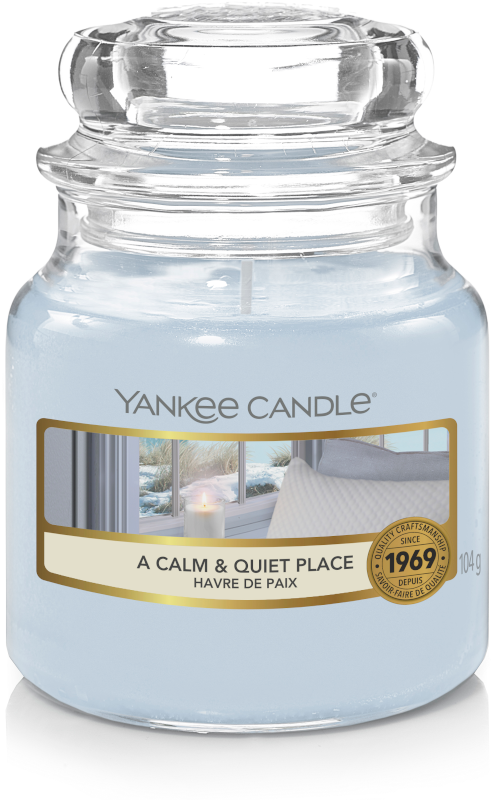 Yankee Candle A Calm and Quiet Place Small-0