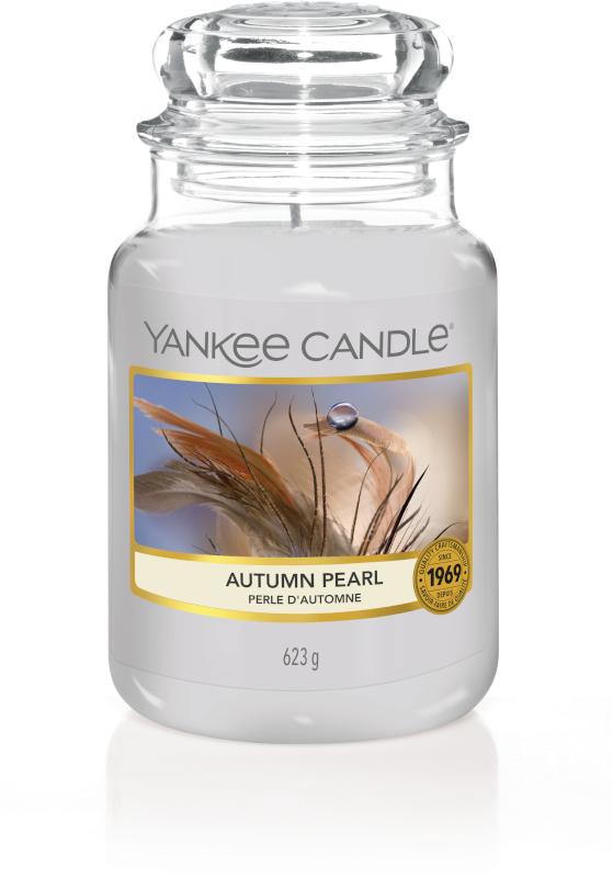 Yankee Candle Autumn Pearl Large Jar-0