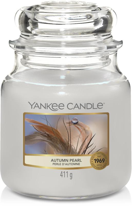 Yankee Candle Autumn Pearl Medium Jar-0