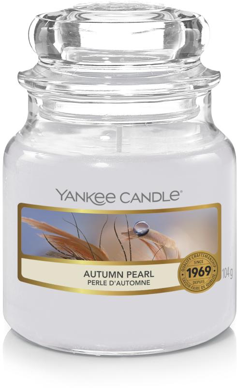 Yankee Candle Autumn Pearl Small Jar-0
