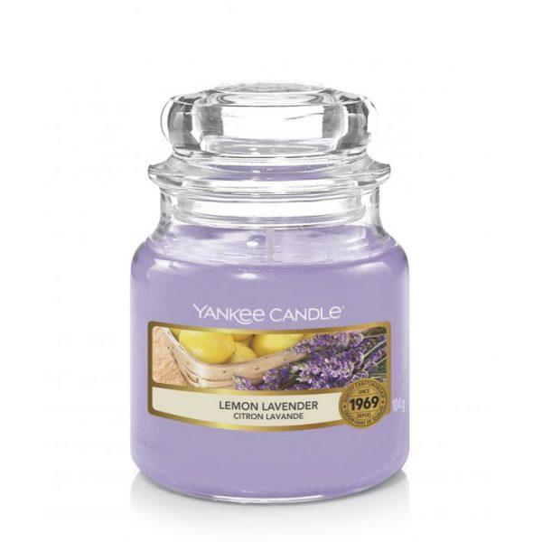 Yankee Candle Lemon Lavender Small Jar-0